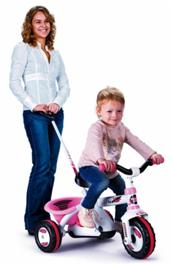 Детский трехколесный велосипед First Bike Sport Line