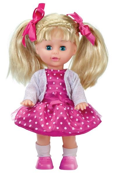 Интерактивная кукла Карапуз, 25 см, стихи и песенка А. Барто фото