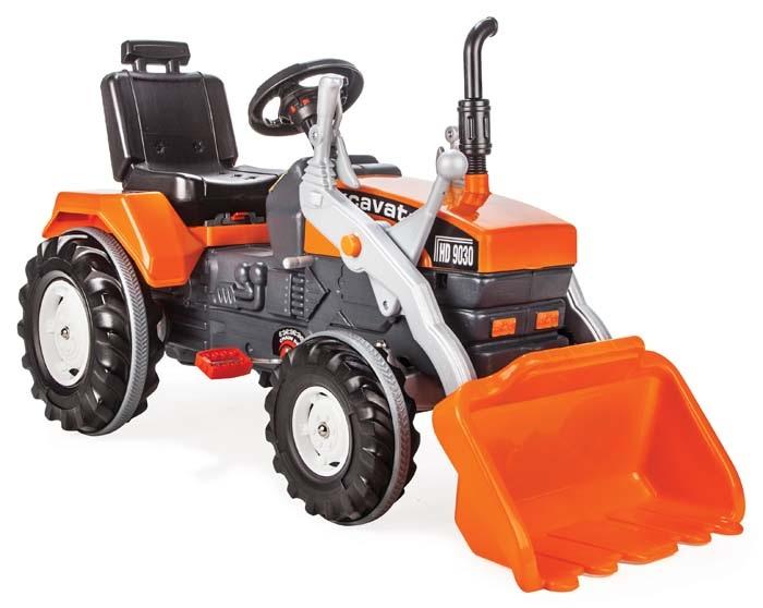 Педальная машина  Excavator - Педальные машины и трактора, артикул: 160409