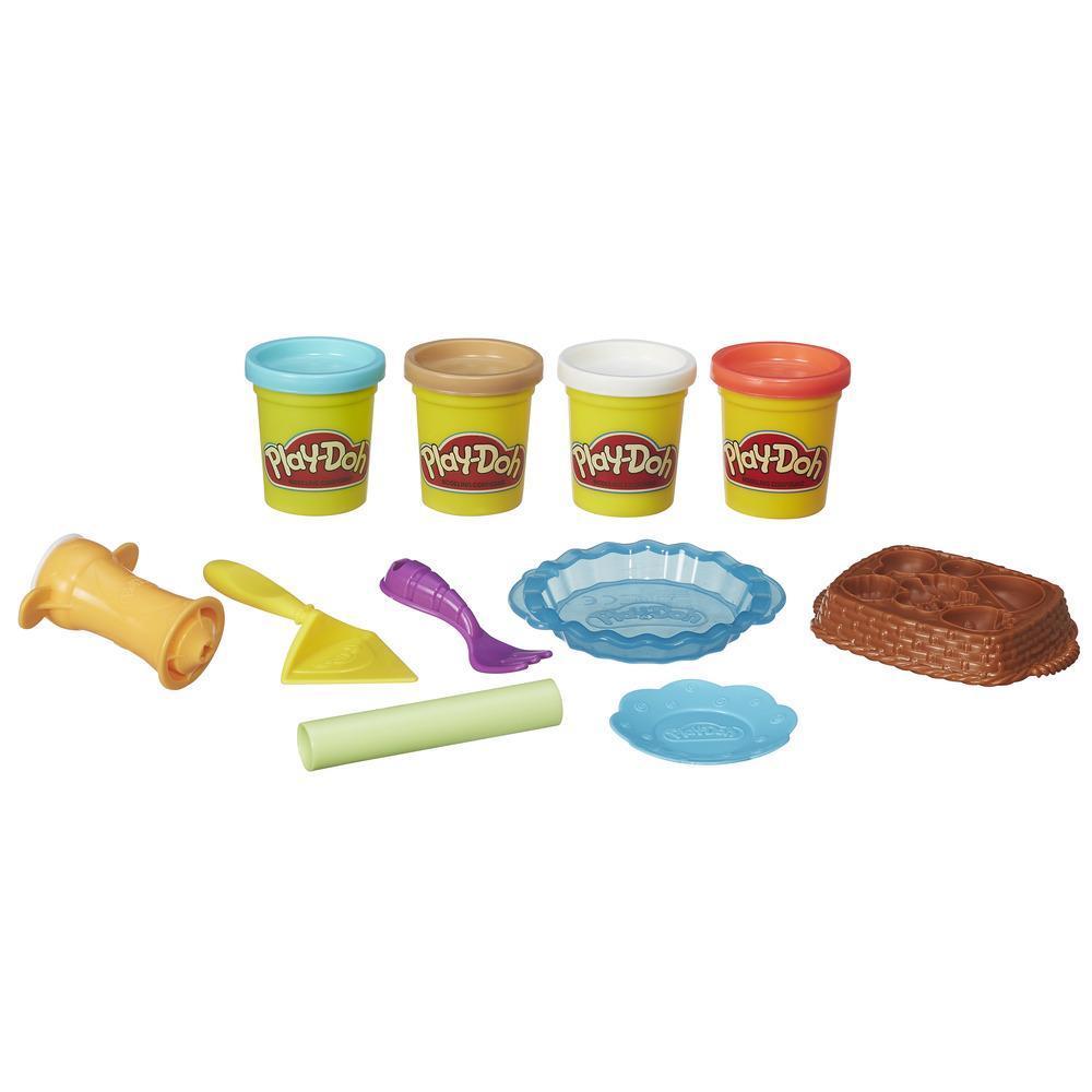 Play-Doh. Игровой набор  Ягодные тарталетки  - Пластилин Play-Doh, артикул: 135104