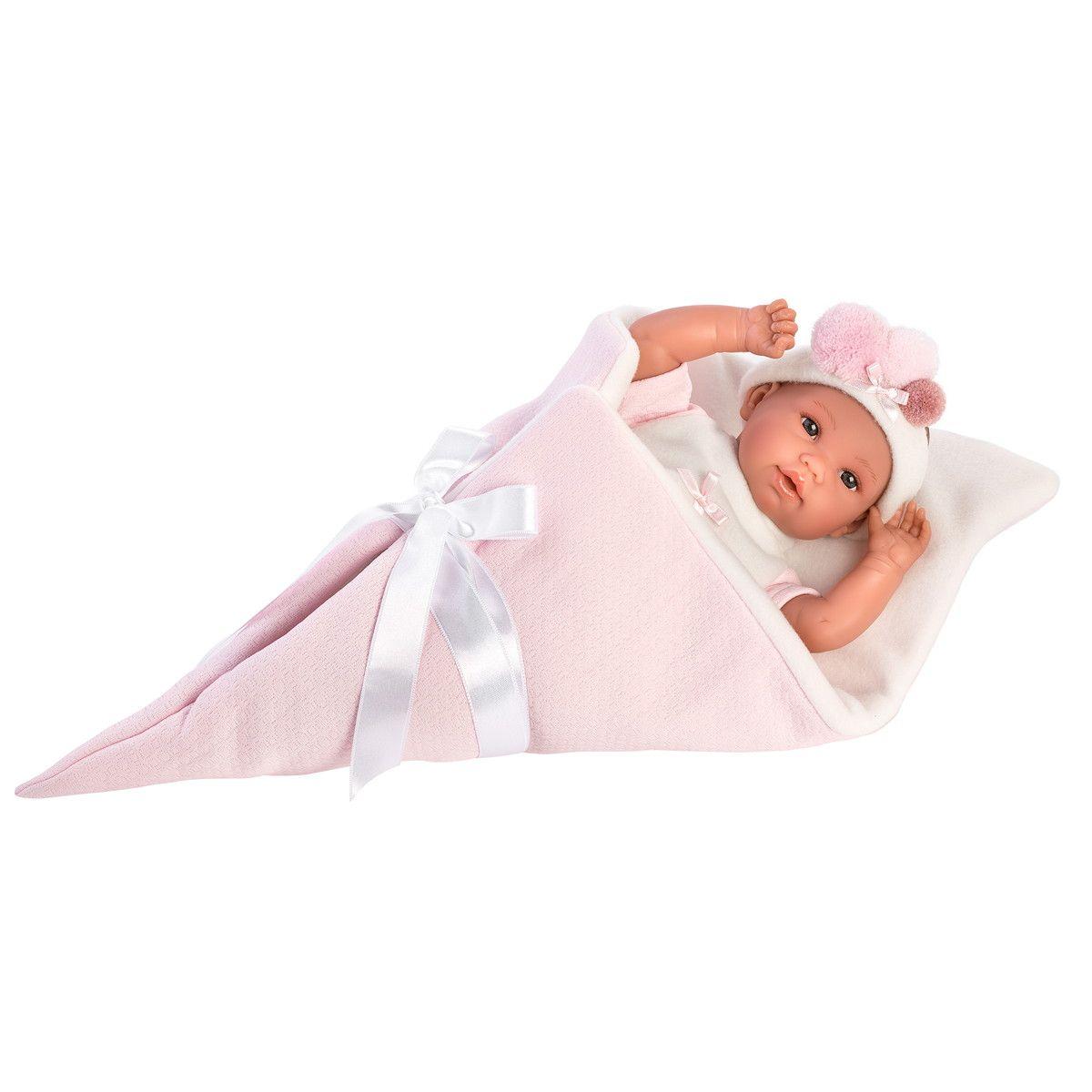 Купить Кукла в розовом конверте, 36 см, Llorens Juan