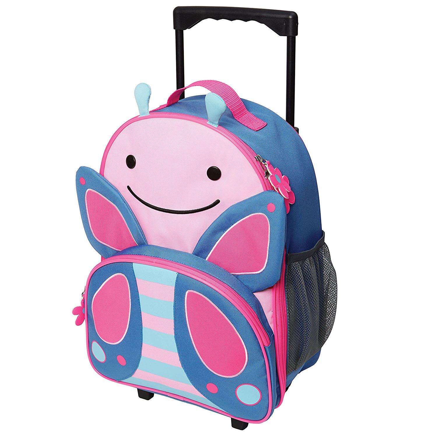 Чемодан детский  Бабочка - Чемоданы для путешествий, артикул: 161275