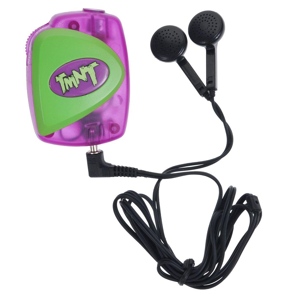 Компактное подслушивающее устройство шпиона «Черепашки-ниндзя» от Toyway