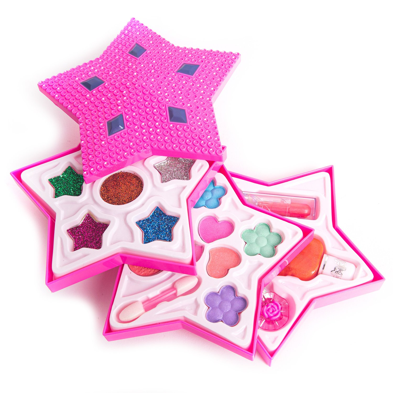 Купить Набор декоративной косметики из серии Сказочный патруль: тени, лак для ногтей, блеск для губ