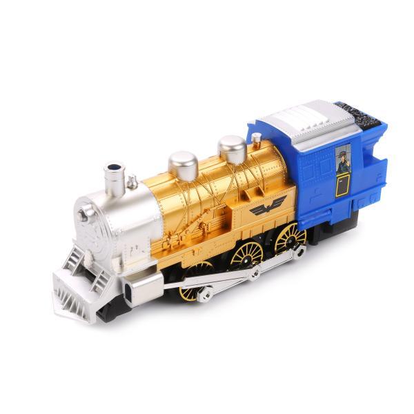 Железная дорога, 282 см, свет, звук и дым - Детская железная дорога, артикул: 171818