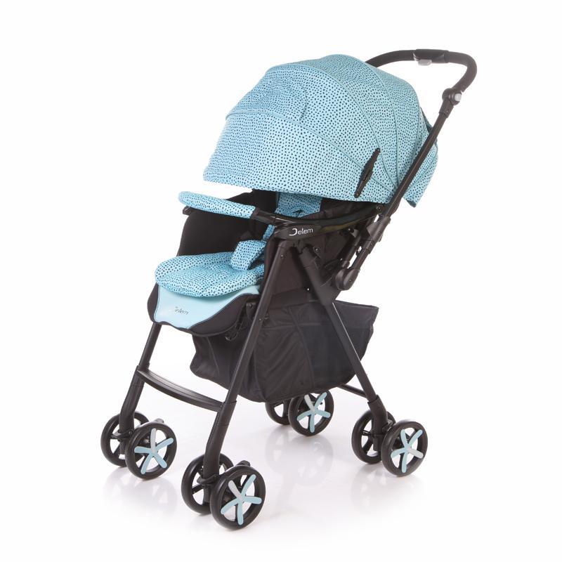 Коляска прогулочная GraphiteДетские коляски Capella Jetem, Baby Care<br>Коляска прогулочная Graphite<br>