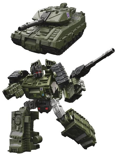 Combiner Wars. Трансформер-танк BrowlИгрушки трансформеры<br>Combiner Wars. Трансформер-танк Browl<br>