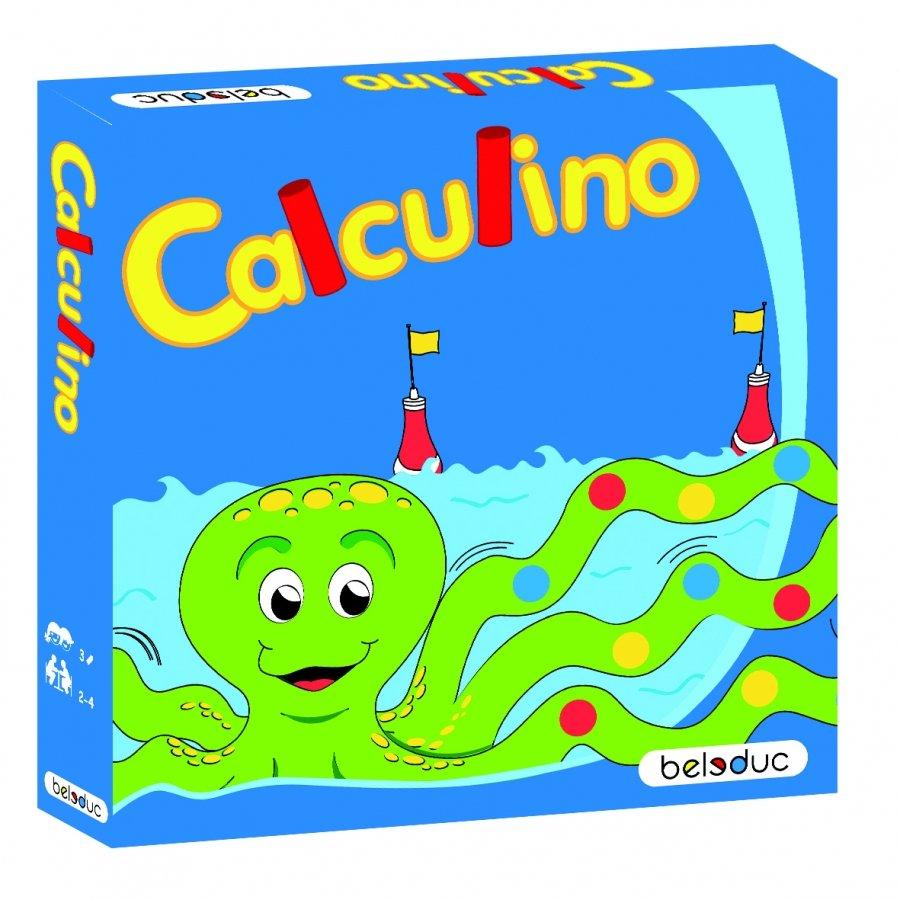 Купить Развивающая игра - Калькулино, Beleduc