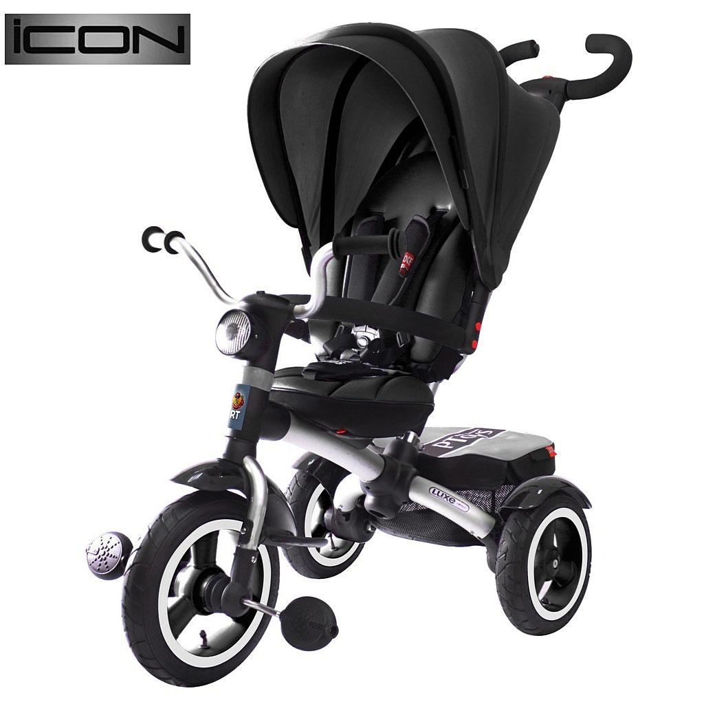 Велосипед ICON 6 RT LUXE Aluminium black