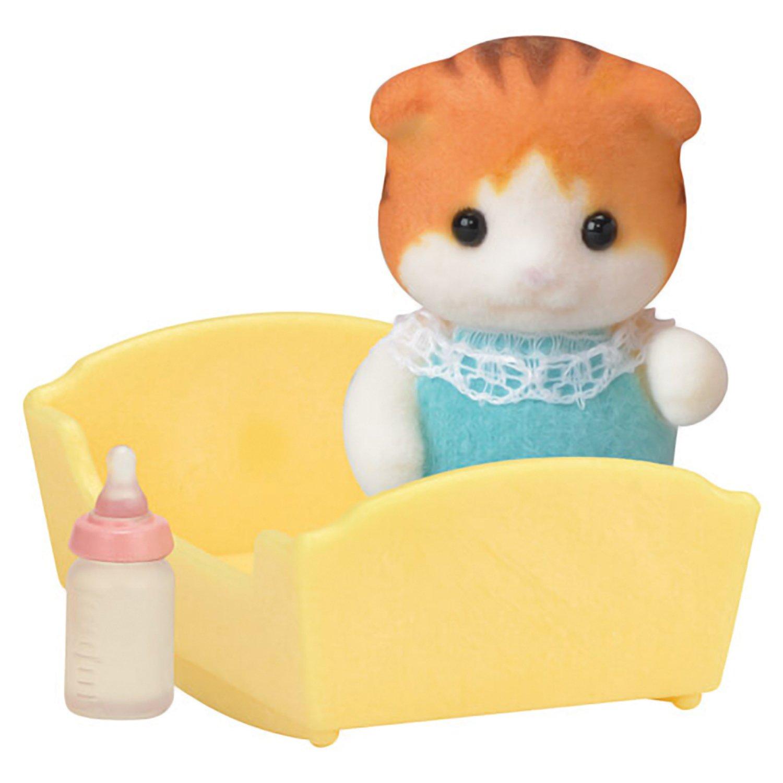 Набор Малыш - Рыженький котенок фото