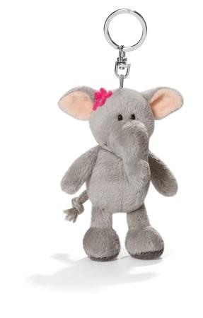 Брелок Слониха, 10 смРостометры, брелоки и др. игрушки<br>Брелок Слониха, 10 см<br>