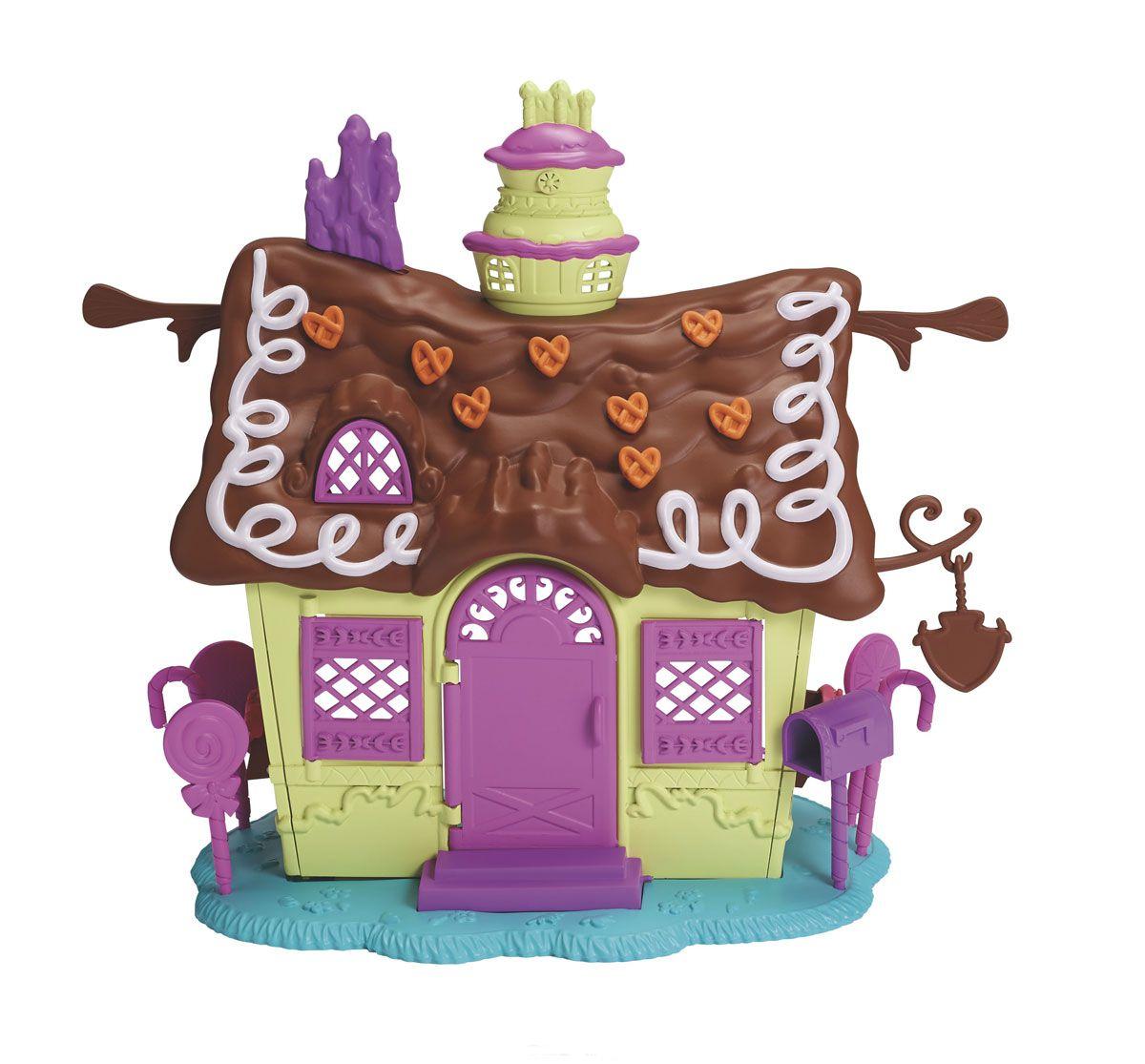 Игровой набор - Пряничный домик,  My Little PonyКукольные домики<br>Игровой набор - Пряничный домик,  My Little Pony<br>