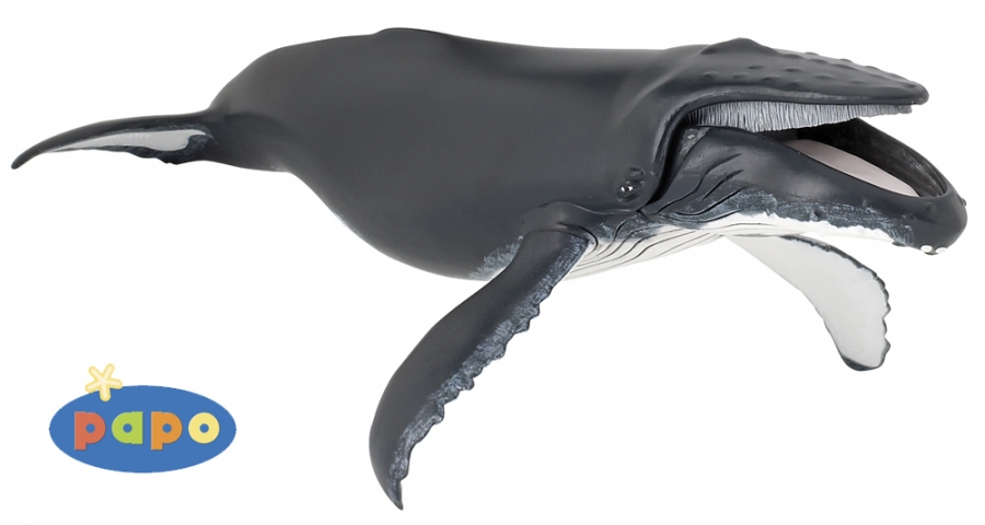 Фигурка - Синий китДикая природа (Wildlife)<br>Фигурка - Синий кит<br>