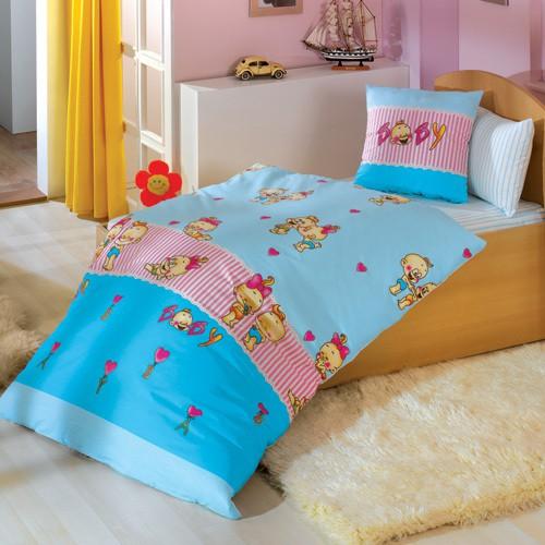 Постельное белье детское, для новорожденных Bebek BABY, 0-3 лет - Спальня, артикул: 5978