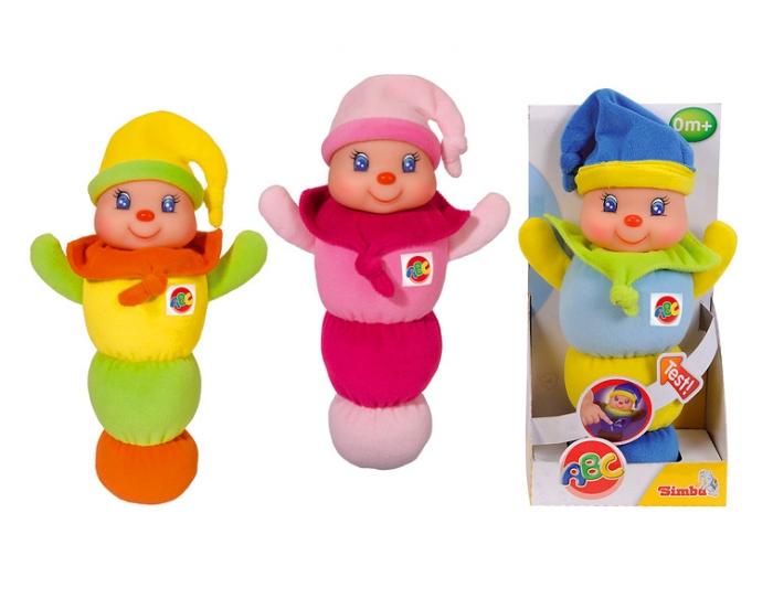 Игрушка-клоун, светРазвивающие игрушки Simba Baby<br>Игрушка-клоун, свет<br>