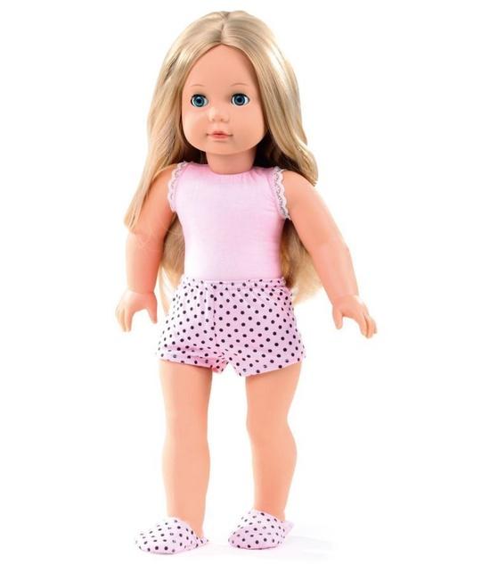 Кукла Джессика, блондинка, 46 см от Toyway