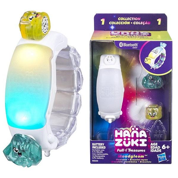 Купить Браслет Hanazuki - Сверкающее настроение, свет, Hasbro
