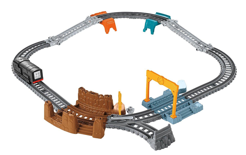 Набор для построения железной дороги 3-в-1 - Томас и его друзьяДетская железная дорога<br>Набор для построения железной дороги 3-в-1 - Томас и его друзья<br>