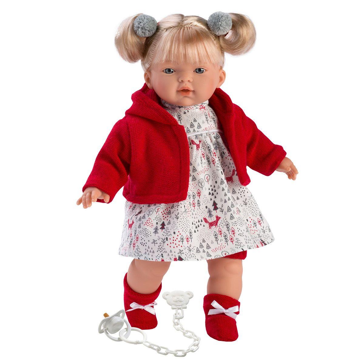 Купить Интерактивная кукла - Айтана, 33 см, со звуком, Llorens Juan