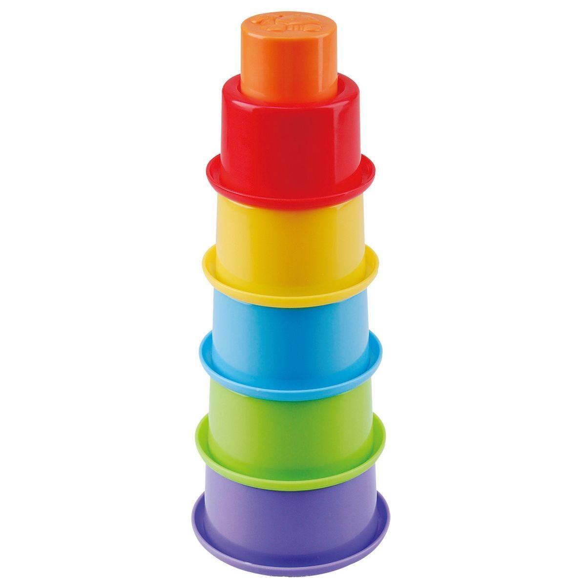 Развивающая игрушка - ПирамидаСортеры, пирамидки<br>Развивающая игрушка - Пирамида<br>