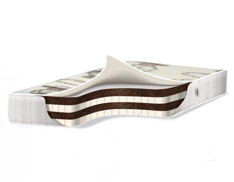Детский матрас премиум класса – Tesoro, CottonМатрасы, одеяла, подушки<br>Детский матрас премиум класса – Tesoro, Cotton<br>