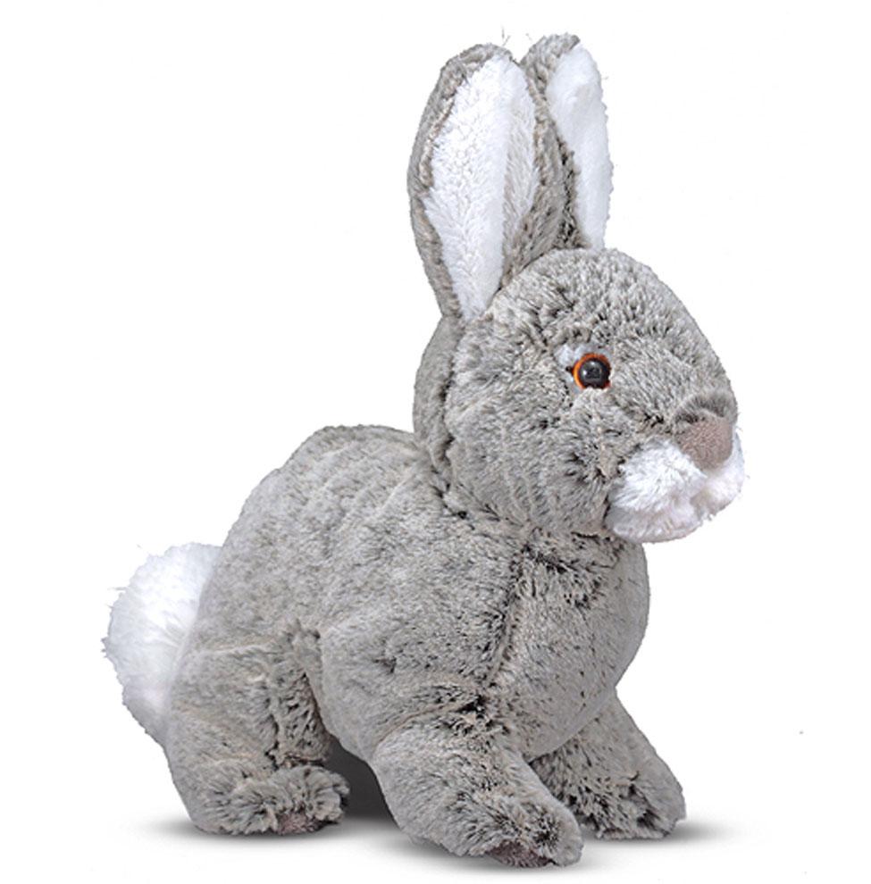 Мягкая игрушка - КроликЗайцы и кролики<br>Мягкая игрушка - Кролик<br>