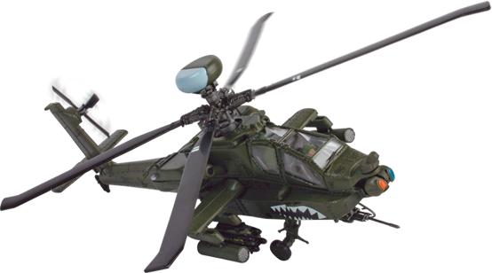 Модель вертолета AH-64D Apache Longbow США, Ирак 2013, 1:48Военная техника<br>Модель вертолета AH-64D Apache Longbow США, Ирак 2013, 1:48<br>