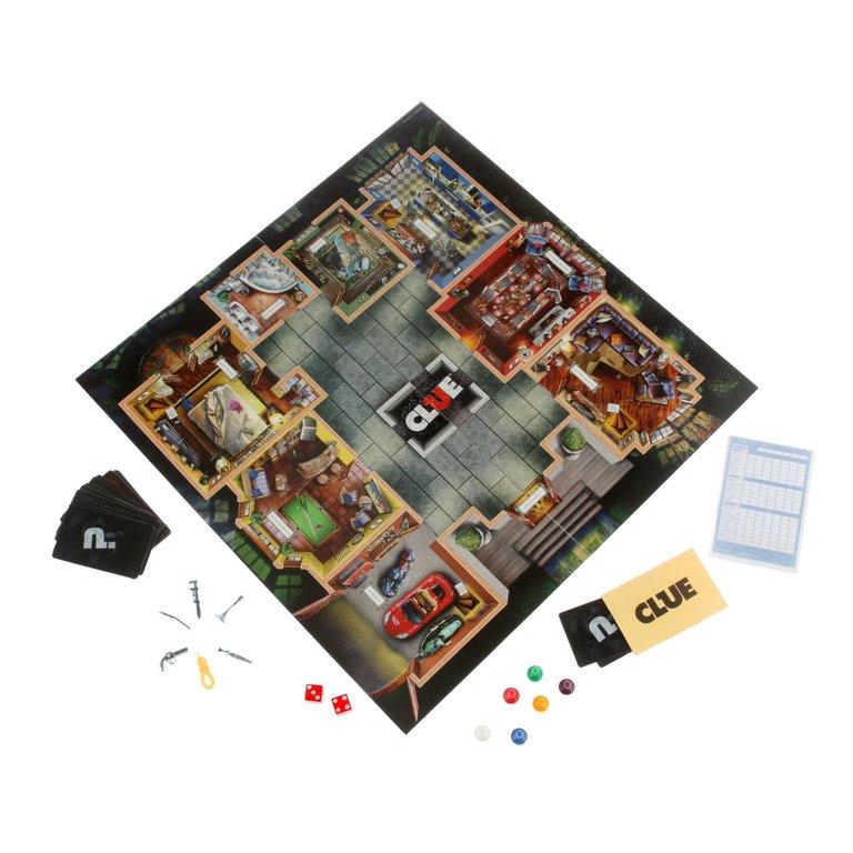 Настольная игра Клуэдо, обновленнаяЛогические<br>Настольная игра Клуэдо, обновленная<br>