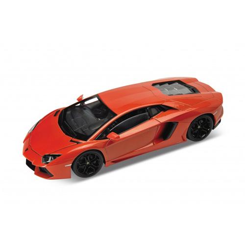 Игрушечная металлическая машина Lamborghini Aventador,, масштаб 1:24Lamborghini<br>Игрушечная металлическая машина Lamborghini Aventador,, масштаб 1:24<br>