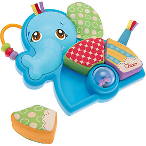 Погремушка-пазл «Мистер Слоненок»Детские погремушки и подвесные игрушки на кроватку<br>Погремушка-пазл «Мистер Слоненок»<br>