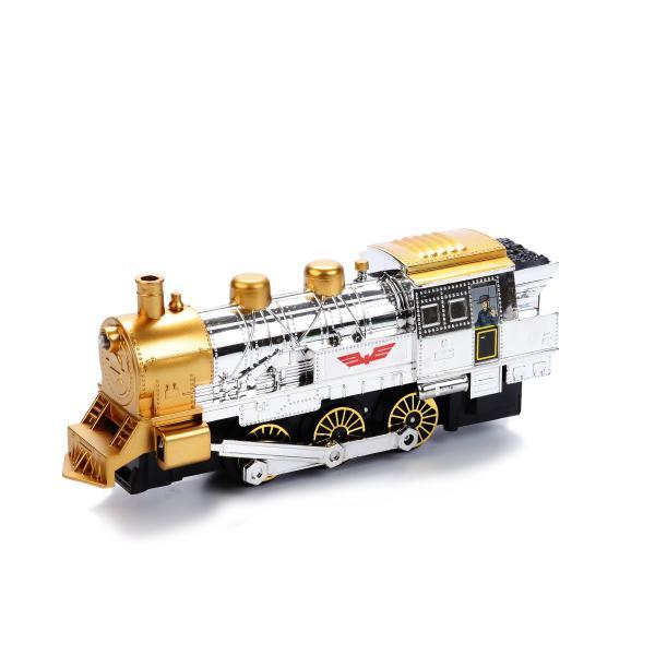 Железная дорога, 282 см, свет, звук и дым - Детская железная дорога, артикул: 171821