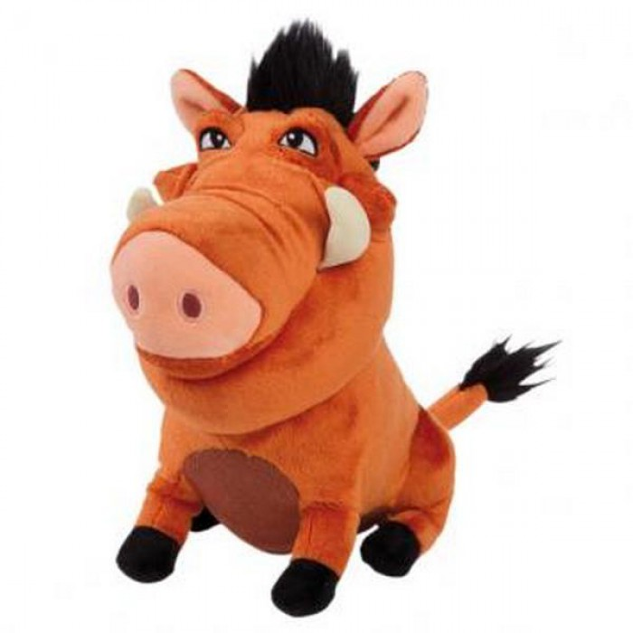 Мягкая игрушка  Пумба, 25 см. - Мягкие игрушки Disney, артикул: 152226