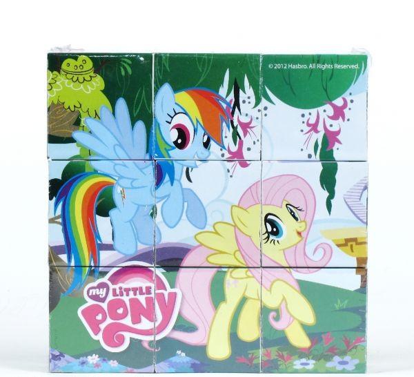 Кубики My Little PonyМоя маленькая пони (My Little Pony)<br>Кубики My Little Pony<br>