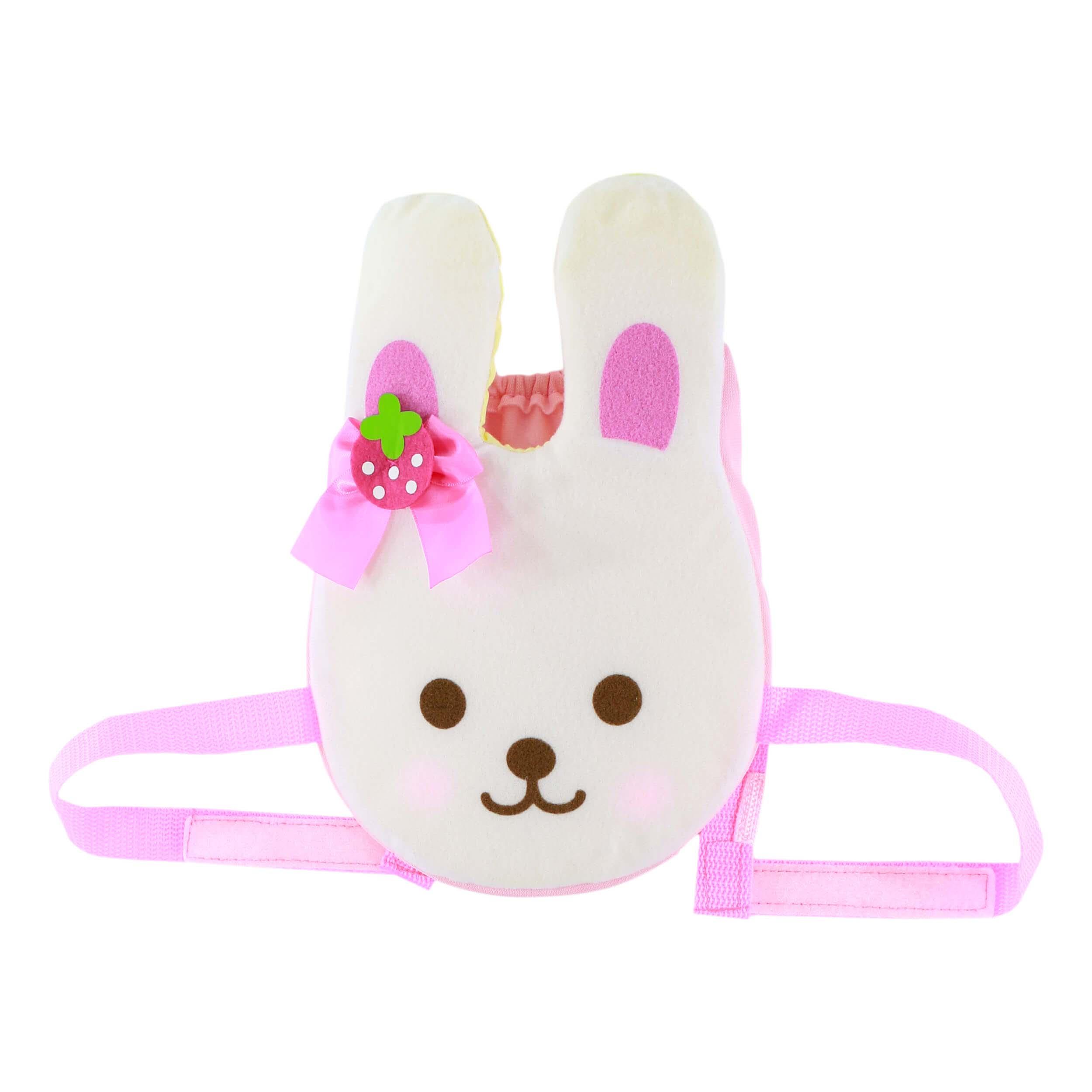 Рюкзак-переноска для куклы Мелл – Зайка