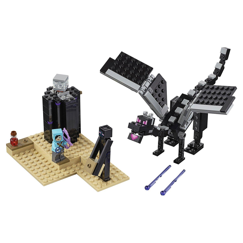 Конструктор Lego®  Minecraft - Последняя битва