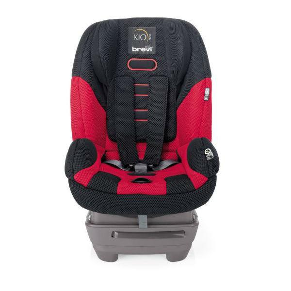 Автокресло Brevi Kio, черно-красноеАвтокресла (0-25кг)<br>Автокресло Brevi Kio, черно-красное<br>