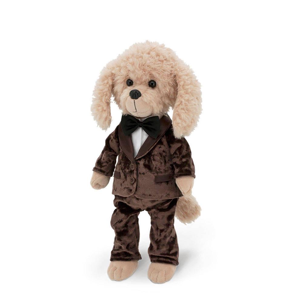 Купить Мягкая игрушка – Собачка Lucky Bobby: Дресс-код, Lucky Doggy, Orange