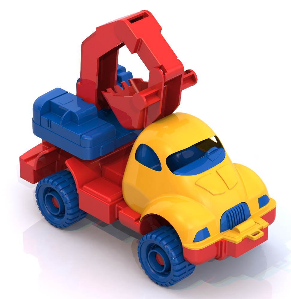 Экскаватор - МалышБетономешалки, строительная техника<br>Экскаватор - Малыш<br>