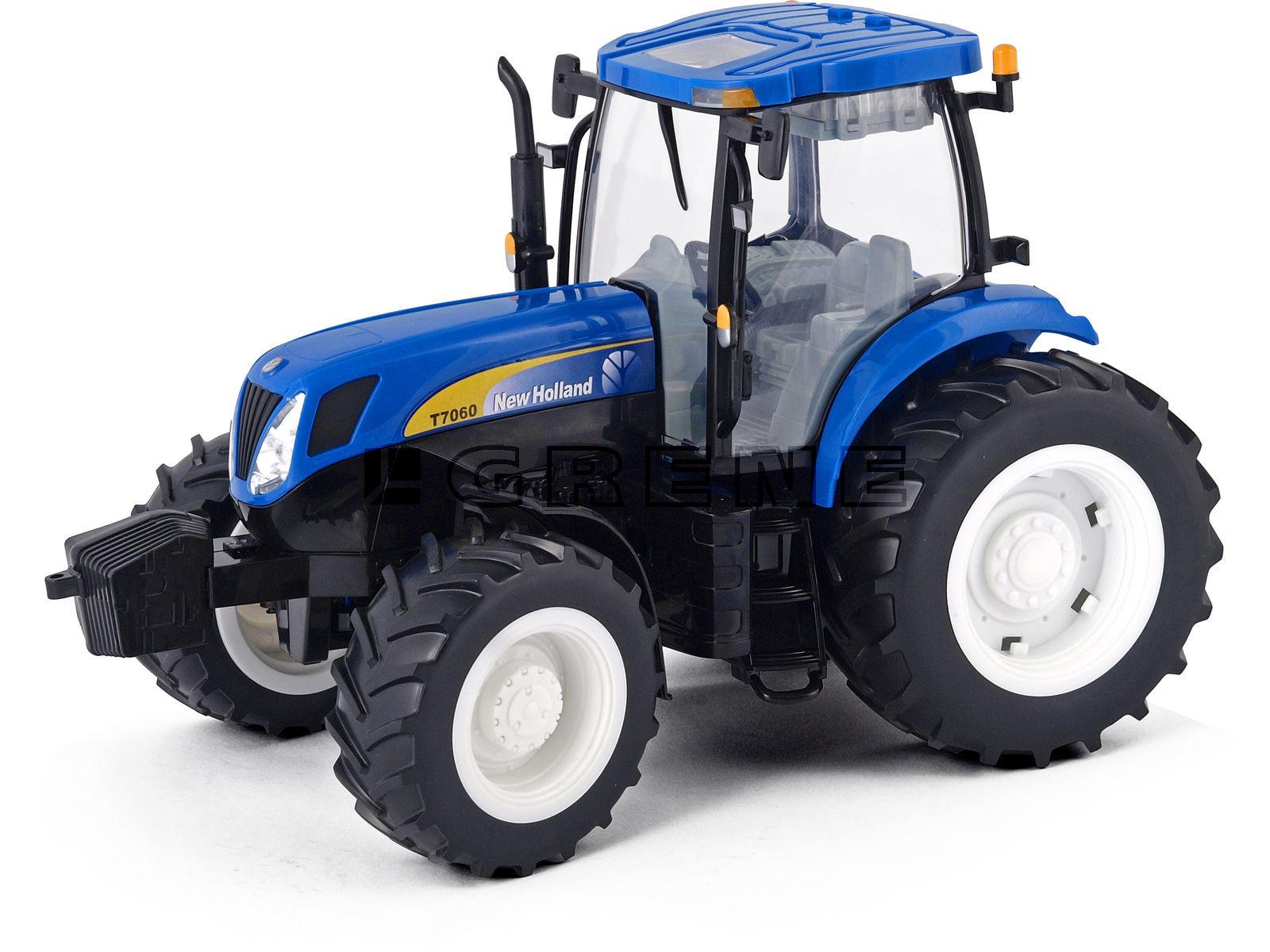 Трактор New Holland T7.270Игрушечные тракторы<br>Трактор New Holland T7.270<br>