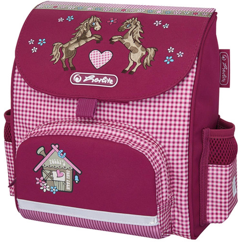 Ранец дошкольный Mini Softbag - Pony Farm, без наполненияДетские рюкзаки<br>Ранец дошкольный Mini Softbag - Pony Farm, без наполнения<br>