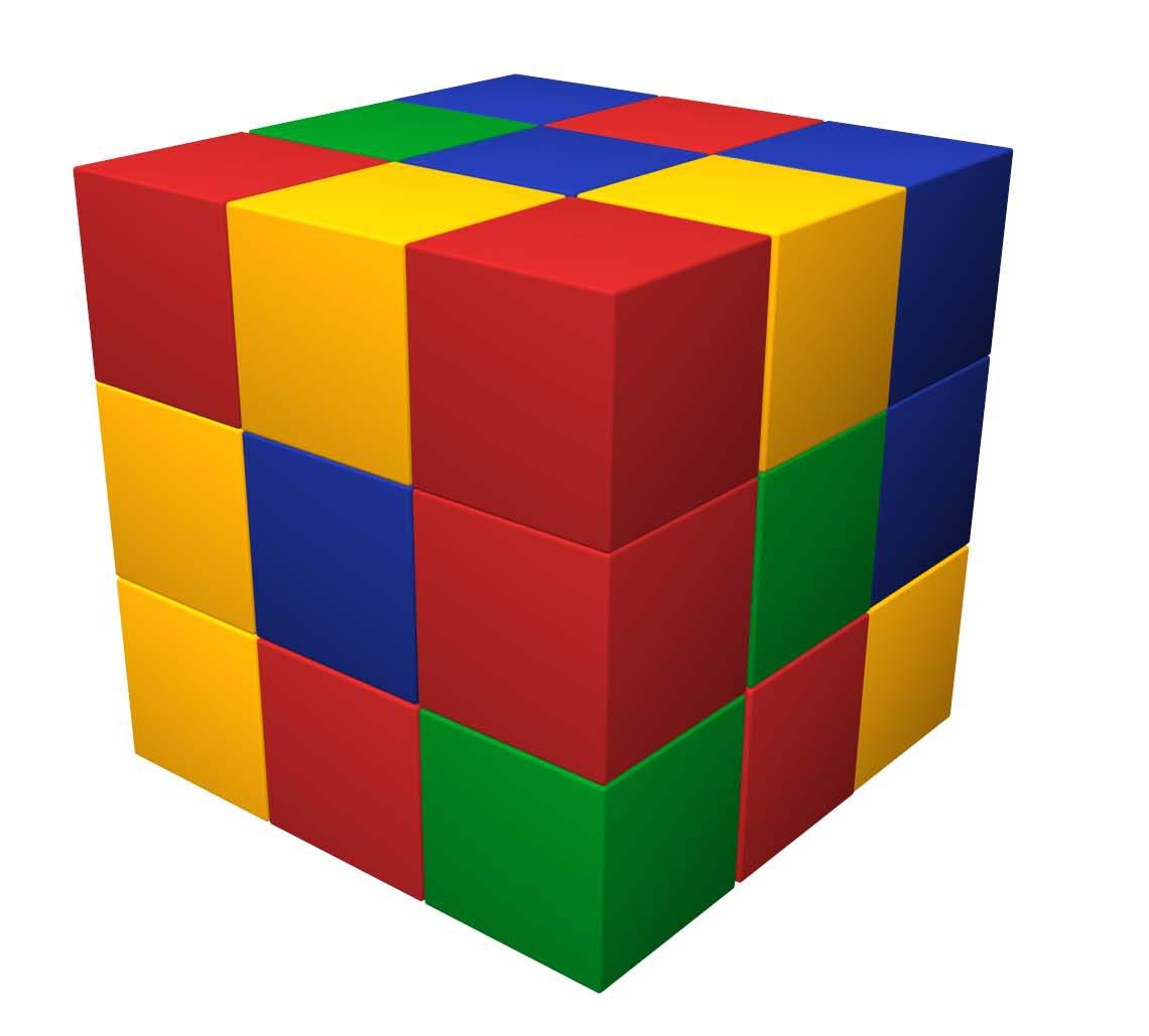 Купить Мягкий модуль – Кубик-рубик, Romana (Романа)