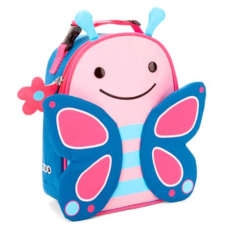 Купить Ланч-бокс детский Бабочка , Skip Hop