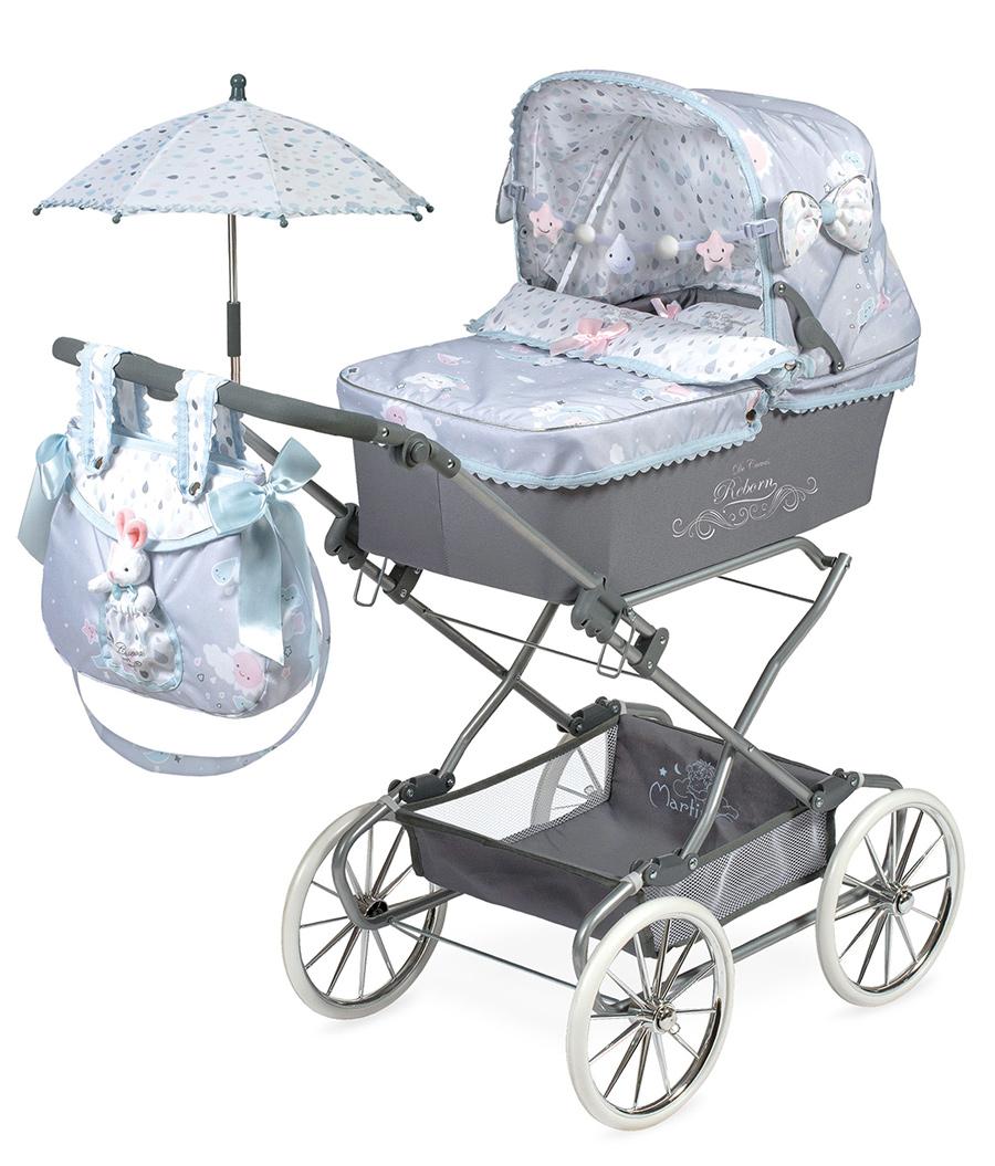 Купить Коляска с рюкзаком и зонтиком серии Мартин, 90 см., DeCuevas
