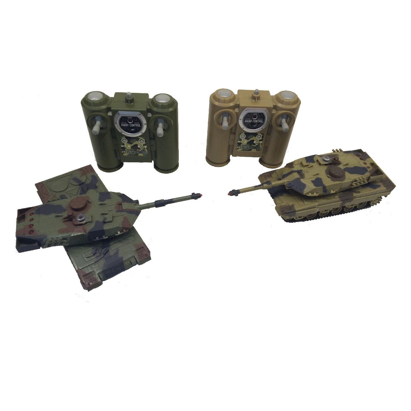 Танковый бой на р/у, свет и звукРадиоуправляемые танки<br>Танковый бой на р/у, свет и звук<br>