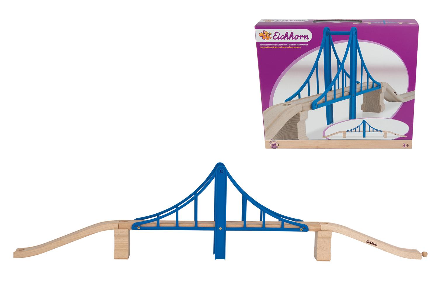 Игровой набор Висячий мостЖелезная дорога для малышей<br>Игровой набор Висячий мост<br>