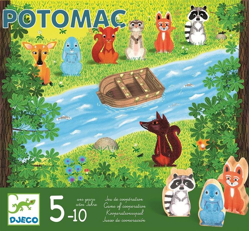 картинка Игра настольная - Потомак от магазина Bebikam.ru
