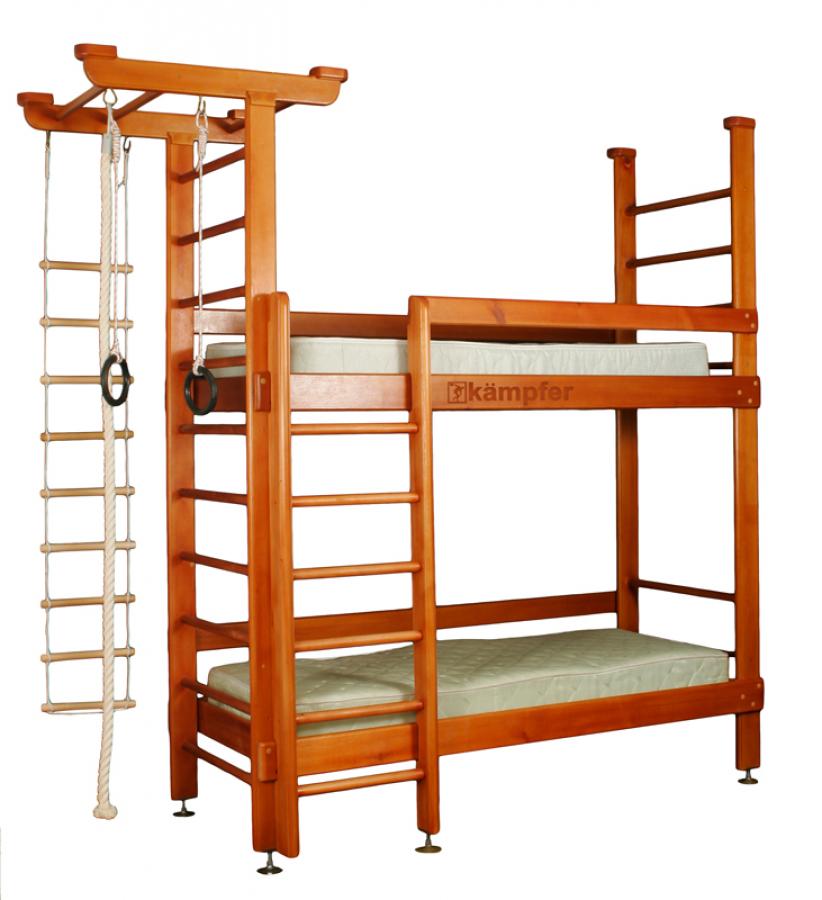 Детская мебель Kampfer Two dreamДетские кровати и мягкая мебель<br>Детская мебель Kampfer Two dream<br>