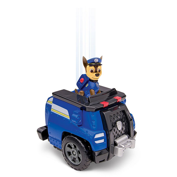 Машина-трансформер Щенячий патруль – Чейз, свет и звукЩенячий патруль (Paw Patrol)<br>Машина-трансформер Щенячий патруль – Чейз, свет и звук<br>