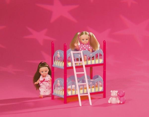 Кукла Еви с кроваткой .Куклы Еви<br>Кукла Еви с кроваткой .<br>