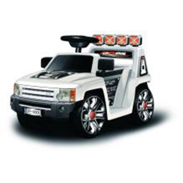 Машина на аккумуляторе 6V4,5AH, мотор 12W, с пластиковыми колесами, свет и звук, белаяЭлектромобили, детские машины на аккумуляторе<br>Машина на аккумуляторе 6V4,5AH, мотор 12W, с пластиковыми колесами, свет и звук, белая<br>